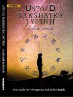 Untold Nakshatra Jyotish: Vedic Astrology, #3