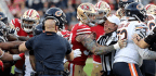 'It's Like Dirty Football.' Anthony Miller And The Bears Explain Why A Late Hit Started Fight With 49ers