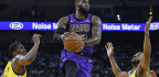 LeBron James Suffers Groin Injury As Lakers Rout Warriors, 127-101