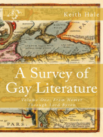 A Survey of Gay Literature, Volume One