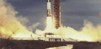 NOVA Documentary Takes A Look Back At Humans' First Trek To The Moon On Apollo 8