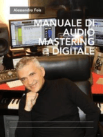 Manuale di Audio Mastering Digitale