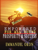 Empowered for all Round Prosperity and Success
