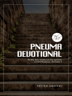 The Pneuma Devotional, An 86-Day Study on the Epistle to the Romans Volume 2.