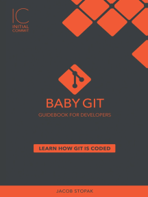 Baby Git Guidebook for Developers
