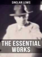 The Essential Works of Sinclair Lewis