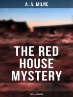 The Red House Mystery (Thriller Classic)