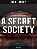 A Secret Society (Spy Thriller)