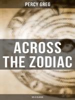 Across the Zodiac (Sci-Fi Classic)