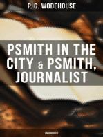 Psmith in the City & Psmith, Journalist (Unabridged)