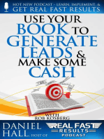 Use Your Book to Generate Leads & Make Some Cash
