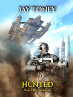 Hunted: Space Rogue, #2