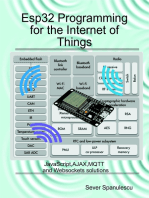 Esp32 Programming for the Internet of Things