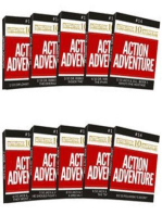 Perfect 10 Action Adventure Plots #14 Complete Collection