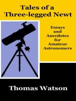 Tales of a Three-legged Newt