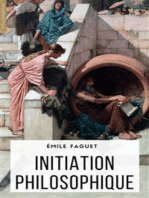 Initiation philosophique