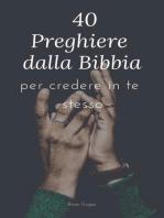 40 Preghiere dalla Bibbia