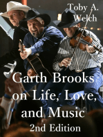 Garth Brooks on Life, Love, and Music, 2nd Edition