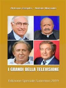 I Grandi della Televisione: Edizione Speciale Sanremo 2019