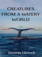 Creatures from a Watery World