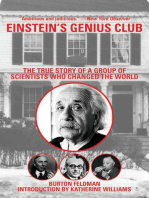 Einstein's Genius Club
