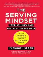 The Serving Mindset