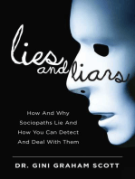 Lies and Liars