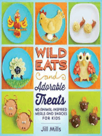 Wild Eats and Adorable Treats