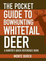 The Pocket Guide to Bowhunting Whitetail Deer