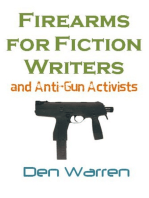 Firearms for Fiction Writers