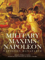 The Military Maxims of Napoleon