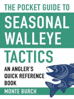 The Pocket Guide to Seasonal Walleye Tactics