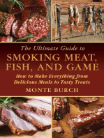 The Ultimate Guide to Smoking Meat, Fish, and Game