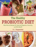 The Healthy Probiotic Diet