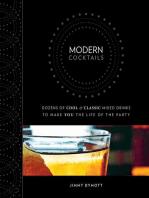 Modern Cocktails