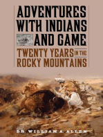 Adventures with Indians and Game