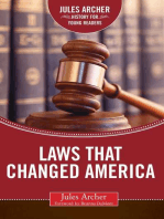 Laws that Changed America