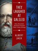 They Laughed at Galileo