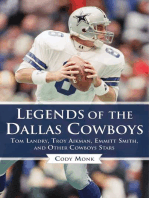 Legends of the Dallas Cowboys