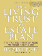 Your Living Trust & Estate Plan