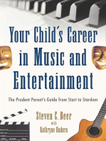 Your Child's Career in Music and Entertainment