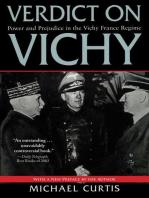 Verdict on Vichy