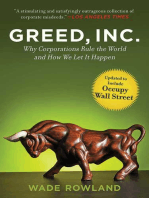 Greed, Inc.