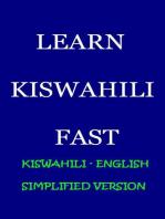 Learn Kiswahili Fast