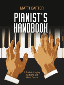Pianist's Handbook: A Guide to Playing the Piano and Music Theory