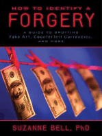 How to Identify a Forgery