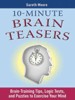 10-Minute Brain Teasers