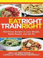 Eat Right, Train Right