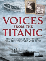 Voices from the Titanic