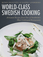 World-Class Swedish Cooking